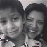 With my Godson <3