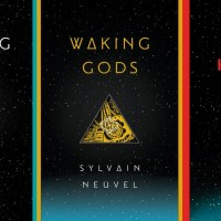Themis Files Trilogy (Sleeping Giants, Waking Gods, Only Human) by Sylvain Neuvel