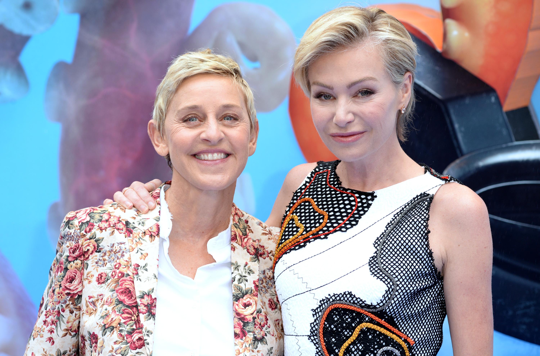 Ellen DeGeneres Opens Up About Never Having Kids With Wife