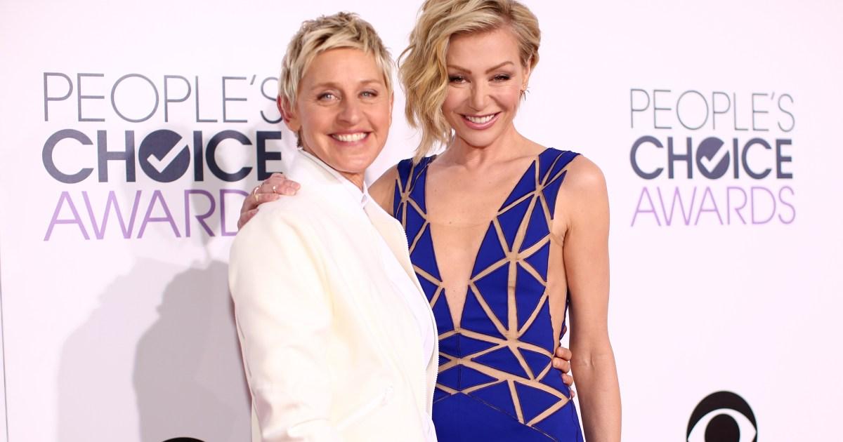 Ellen DeGeneres' Anniversary Gift For Portia De Rossi Didn
