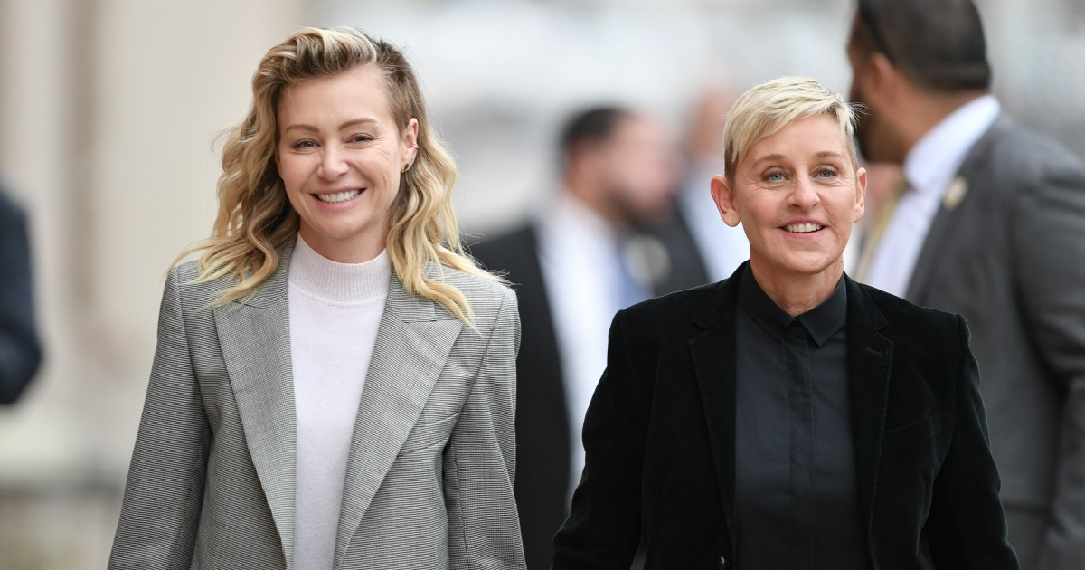 Ellen DeGeneres And Portia De Rossi Spend $27 Million On