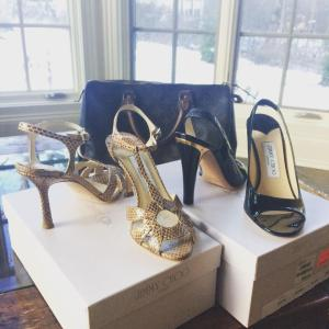 Jimmy Choos Chicago Consignment