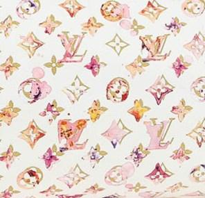Louis Vuitton Watercolor