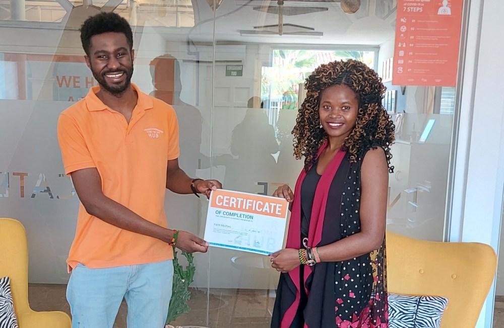 Internship circular economy HUB Mombasa