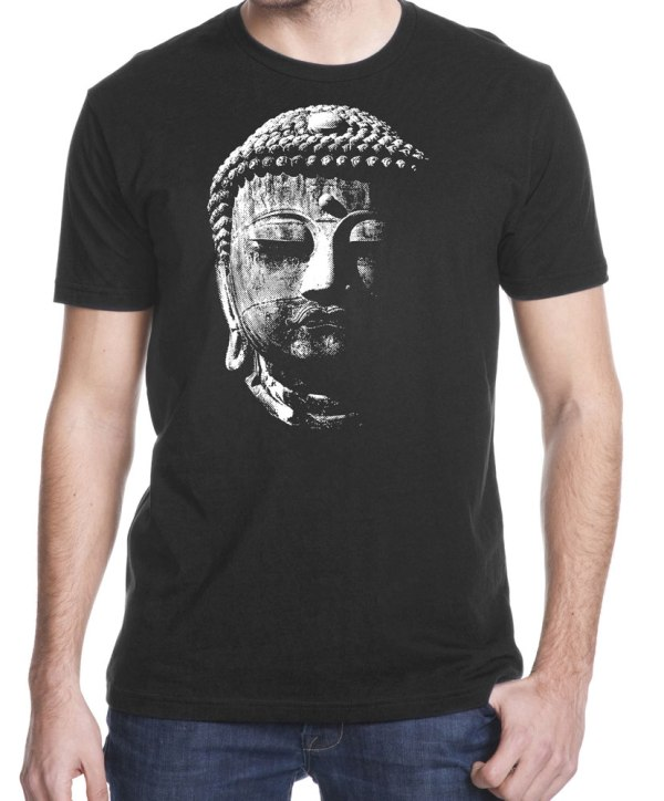 Buddha shirt spiritual meditation design by Closet of Mysteries