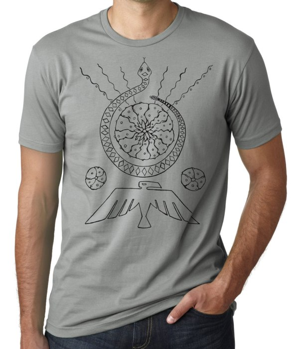 Peyote Shirt shamanism design by Closet of Mysteries