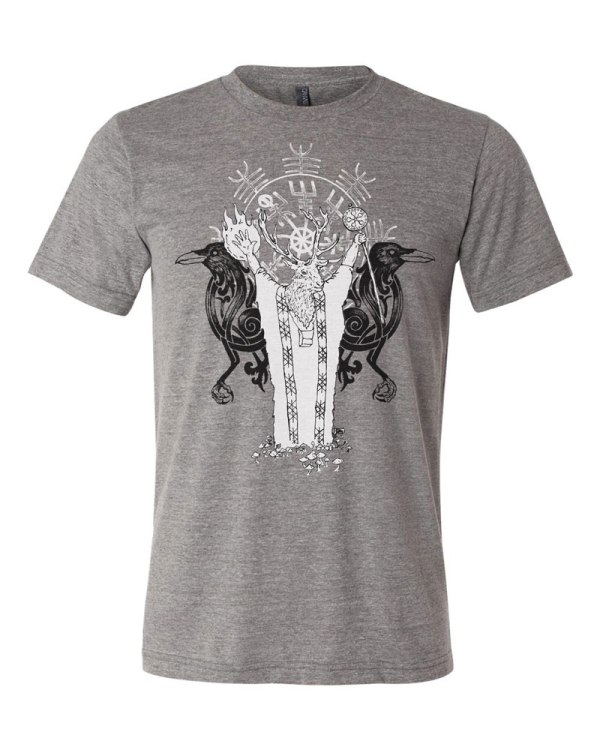 Norse Shaman Shirt by Closet of Mysteries