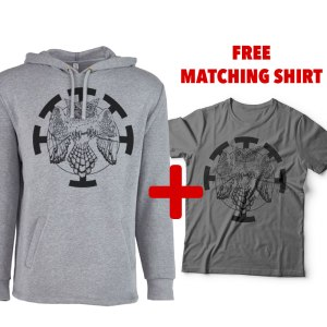 Great Horned Owl Hoodie by Closet of Mysteries