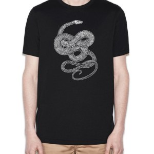 Knotted Snake Shirt by Closet of MysteriesKnotted Snake Shirt by Closet of Mysteries