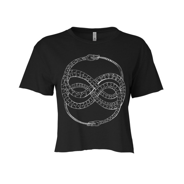 Ouroboros Cali Crop by Closet of Mysteries