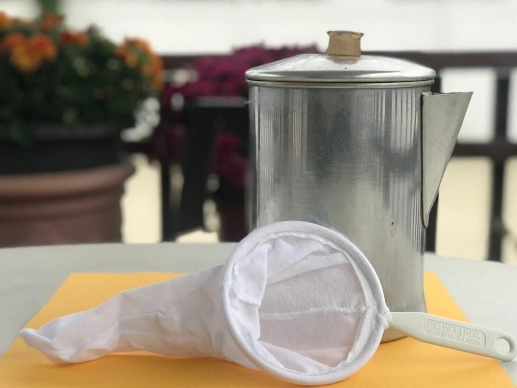 Coffee Strainer (Grek)