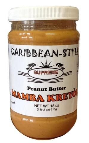 Haitian Peanut Butter