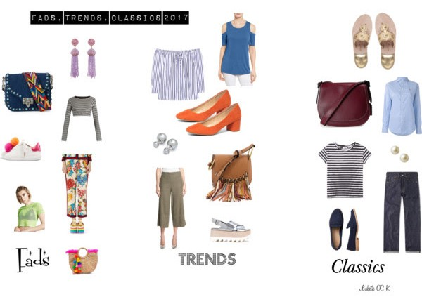 Fads, Trends, Classics: 2017