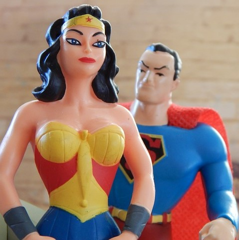I Need a Hero! (AKA: I've Got Nothing to Wear!)
