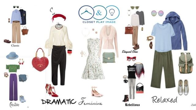 What S Your Style Personality Closet Play Image