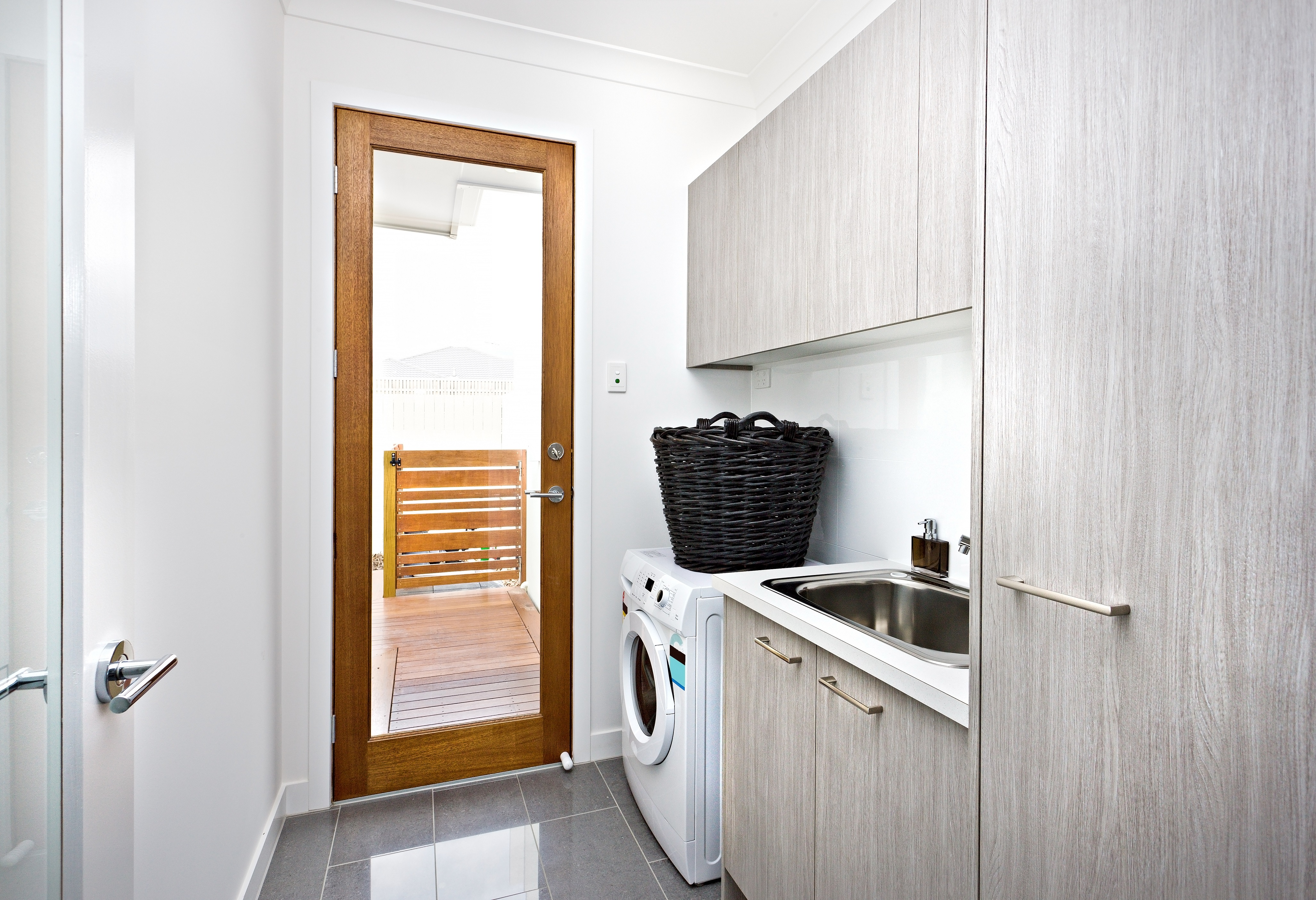 Laundry Rooms | Custom Designed & Built Closets Orange Country on Laundry Cabinets  id=18393