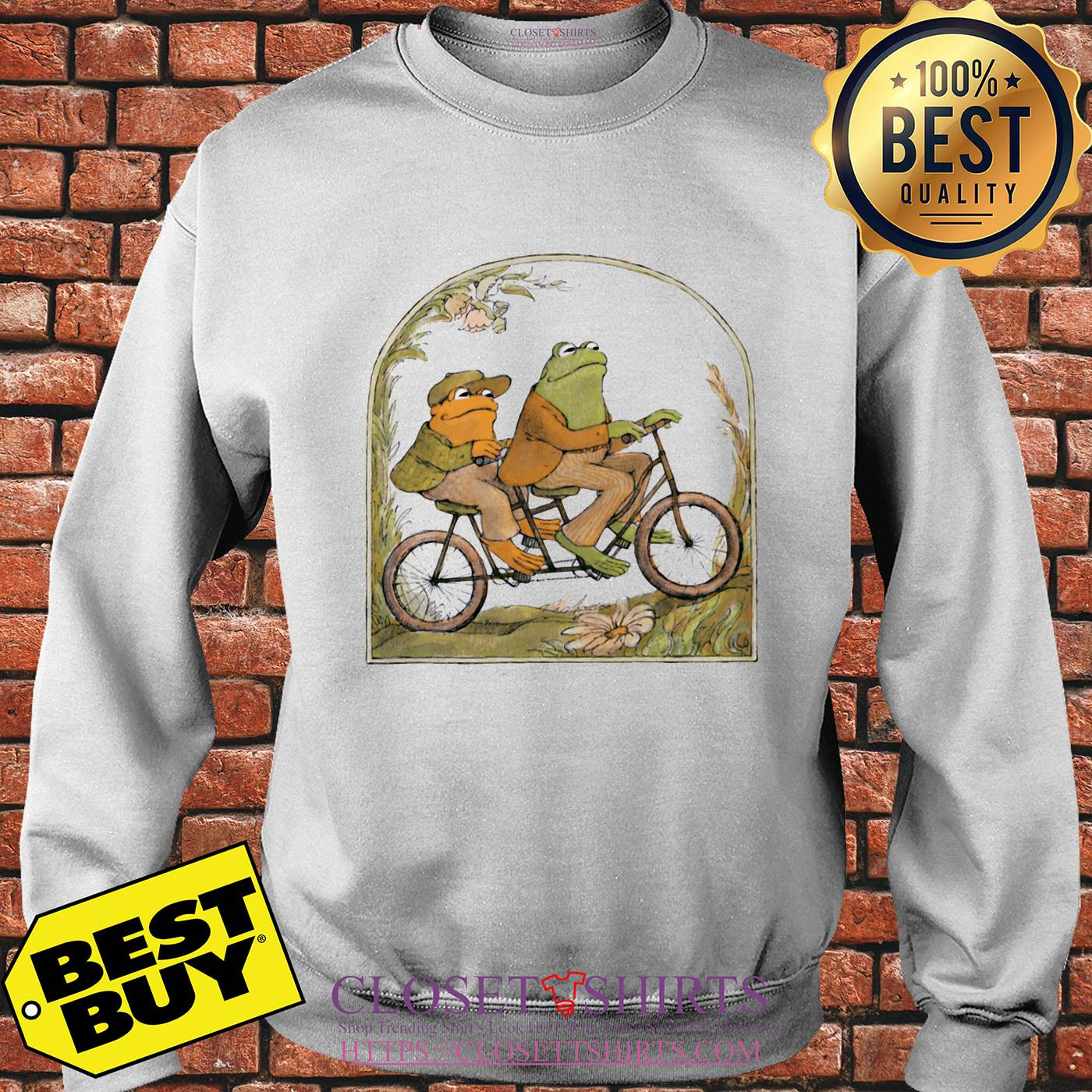 Frog And Toad Together Friends Shirt La S Tee Tank Top