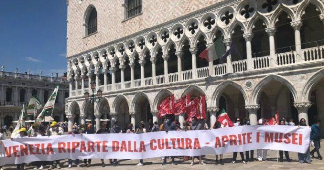 i musei di Venezia chiusi