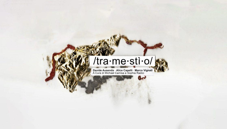 Tramestio - Cover mostra