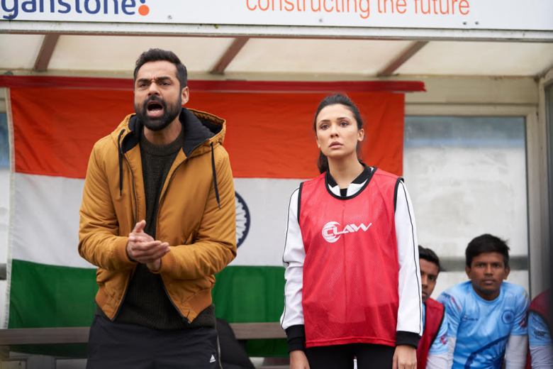 abhay deol and emily shah