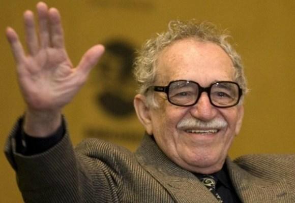 La última de García Márquez y nos vamos