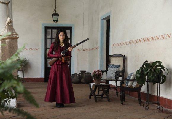 Fotos: Un recorrido por la hacienda de Las Aparicio