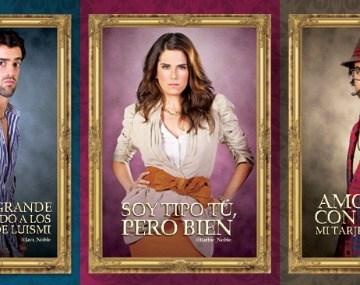 Son Los Nobles los terceros mexicanos más taquilleros en el mundo