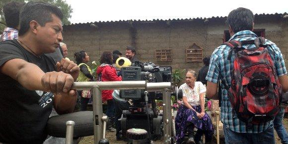Video: Columba Domínguez bajo la dirección de Giovanna Zacarías