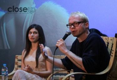 Es el primer trabajo del director Christian Keller (Foto: Itzuri Sánchez Chávez)