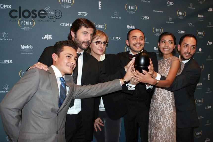 Premian Cinematografía mexicana en los Fénix