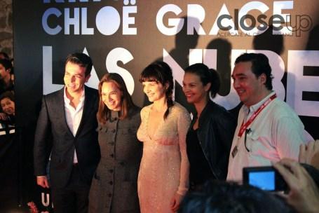 Binoche conversará con espectadores como parte del programa Encuentro con Realizadores (Foto: Itzuri Sánchez Chávez)