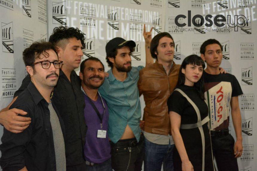 Fotos: Las mexicanas del 14 FICM