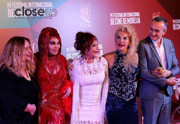 Cinco vedettes regresan a las salas de cine