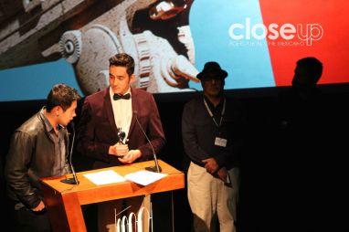 Premio Guerrero de la Prensa a Largometraje Mexicano: La región salvaje, de Amat Escalante (Foto: Itzuri Sánchez)