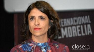 Lucía Gajá, directora del documental Batallas íntimas (Foto: Amelia Rojas)