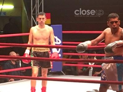 Luis Gerardo adoptó la rutina de un boxeador profesional. Foto: Ariel Figueroa