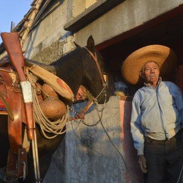 Zapata cabalga de nuevo en Los Jinetes del Tiempo