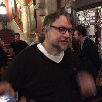 Del Toro feliz por estar en Morelia