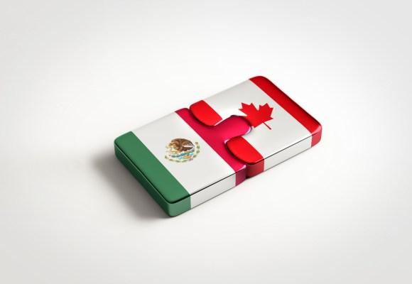 México y Canadá firman acuerdo para crear series