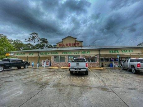 Steinhatchee grocery store