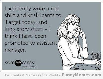 Funny-memes-red-shirt-and-khaki-pants