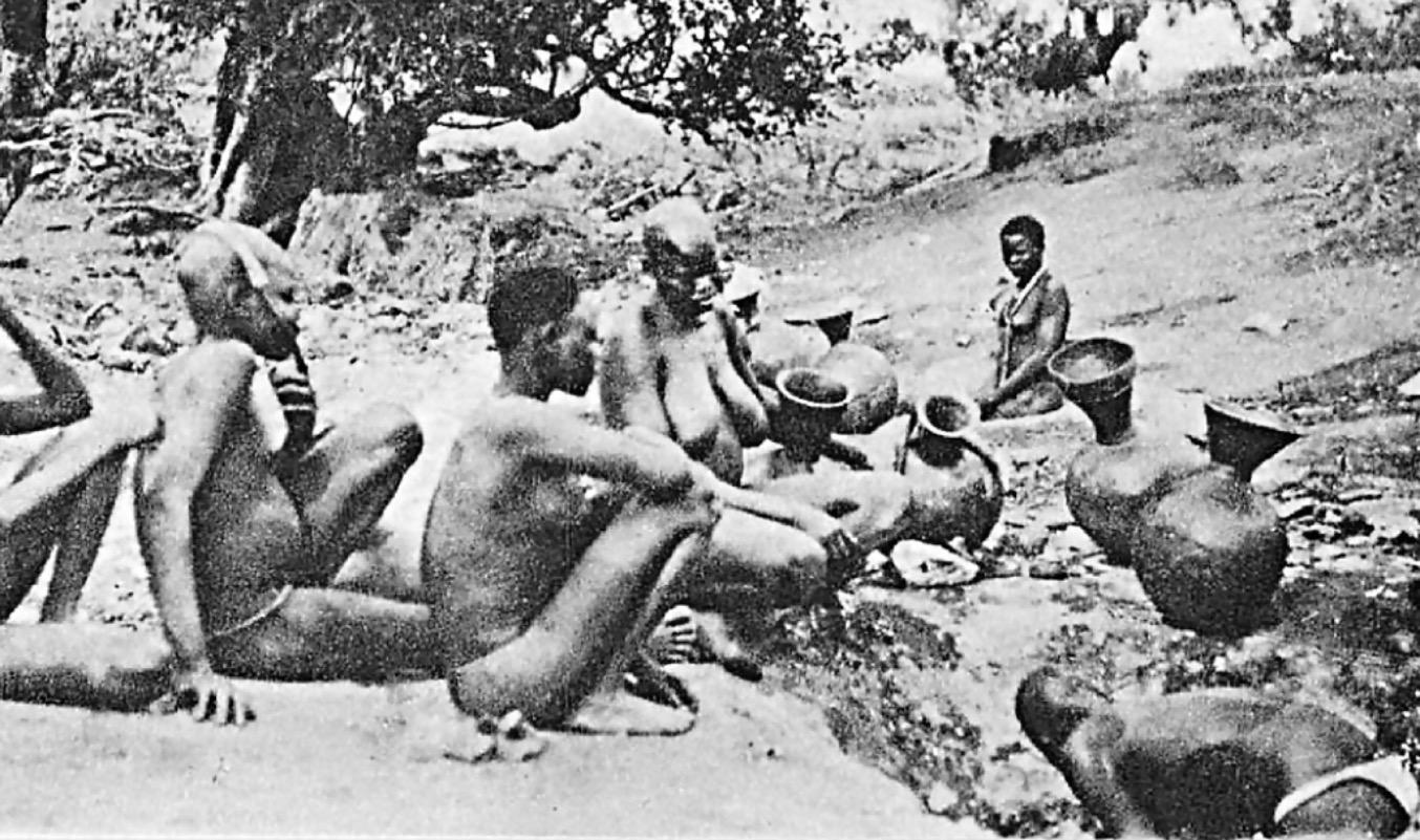 of nudism History