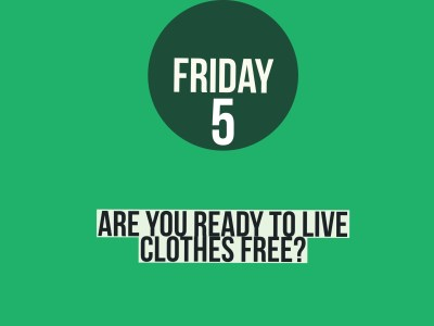 Are you ready to live clothes free