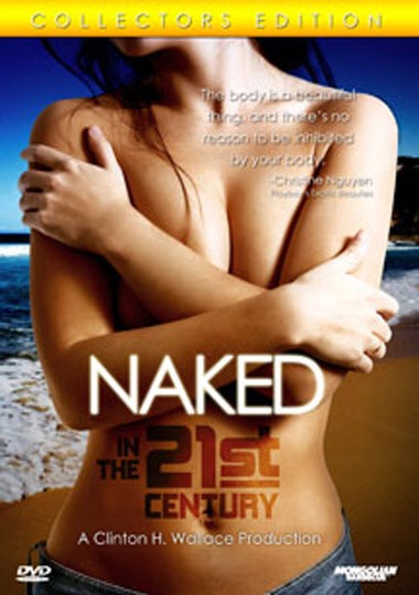 Naked in the 21st century poster
