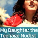"""Poster for the movie """"My Daughter the Teenage Nudist"""""""