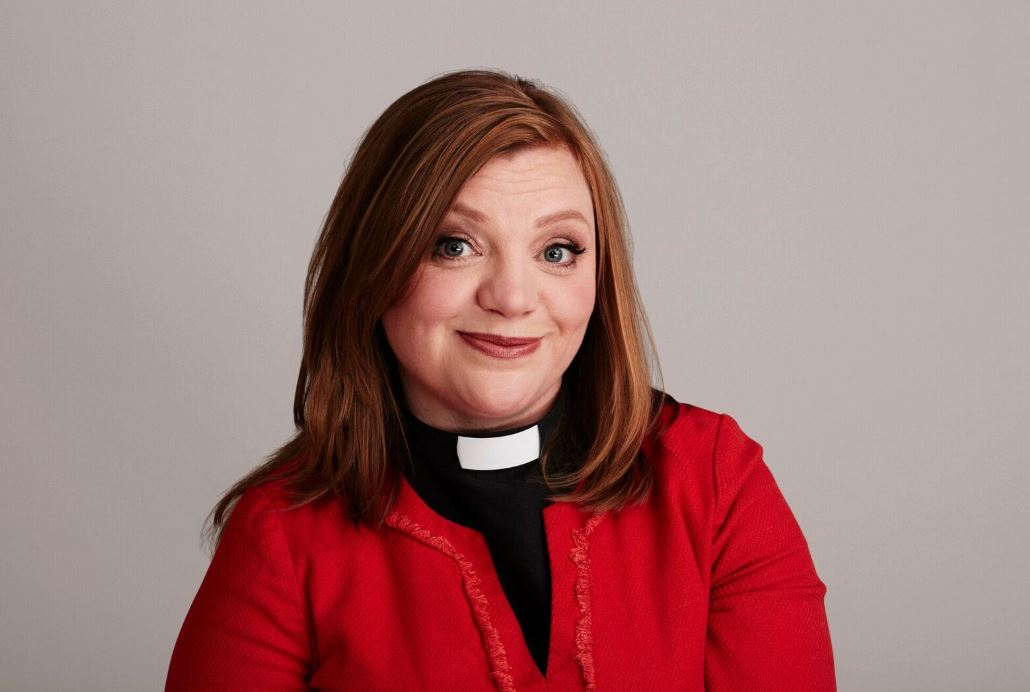 Rev Kate Bottley reveals all on BBCa's Naked Podcast (via RadioToday)