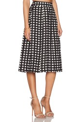 J.O.A. Gingham Mini Skirt - $112, Revolve Clothing