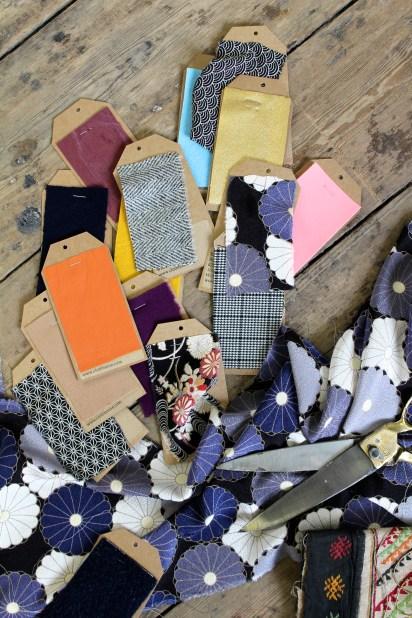 Cloth House Autumn Samples