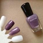 Zoya Lotus nail polish