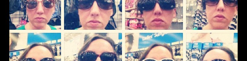 """""""And go and get yourself some cheap sunglasses"""""""
